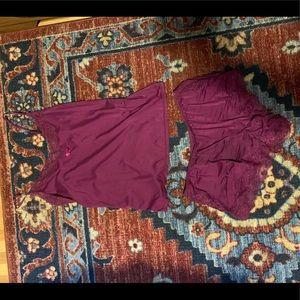 Two piece sleepwear